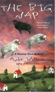 Cover of: The Big Nap (Mommy-Track Mysteries)