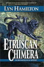 Cover of: The Etruscan Chimera