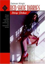 Cover of: Red Shoe Diaries Strip Poker (Red Shoe Diaries)
