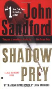 Cover of: Shadow Prey (Lucas Davenport Mysteries)