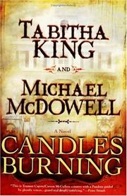 Cover of: Candles Burning