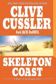 Cover of: Skeleton Coast (The Oregon Files #4)