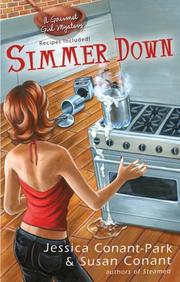 Cover of: Simmer Down (Gourmet Girl Mystery)