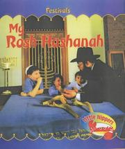 Cover of: My Rosh Hashanah (Festivals (Steck-Vaughn))