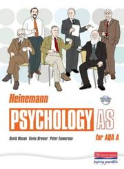 Cover of: Heinemann Psychology for AQA A (Heinemann Psychology)