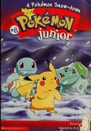 Cover of: A Pokemon Snow-Down (Pokémon Junior Chapter Book)