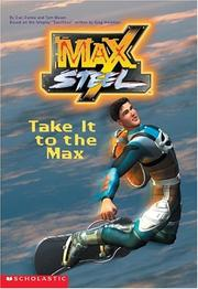 Cover of: Max Steel