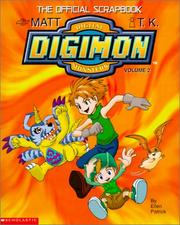 Cover of: Official Digimon Scrapbook (Official Digimon Scrapbooks)