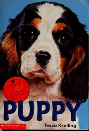 Cover of: My first puppy