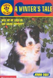 Cover of: A Winter's Tale #15 (Puppy Patrol)