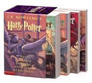 Cover of: Harry Potter Paperback Boxed Set (Books 1-4)