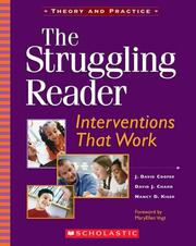 Cover of: The Struggling Reader