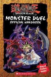 Cover of: Monster Duel Official Handbook (Yu-gi-oh)