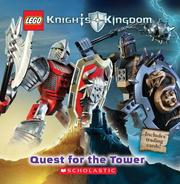 Cover of: Knights' Kingdom: Quest for the Tower (Lego Knight's Kingdom)