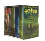 Cover of: Harry Potter Hardcover Box Set (Books 1-6)