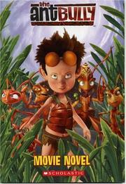 Cover of: The Ant Bully: Movie Novel