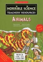 Cover of: Animals (Horrible Science Teachers' Resources)