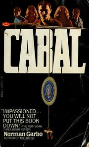 Cover of: Cabal