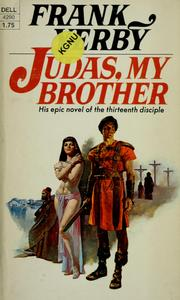 Cover of: Judas, my brother