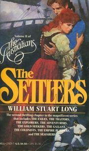 Cover of: The Settlers (The Australians, Vol. 2): The Australians II
