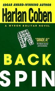 Cover of: Back Spin (Myron Bolitar Mysteries)
