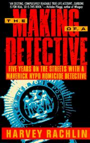 Cover of: Making of a Detective, The
