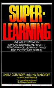 Cover of: Super-Learning