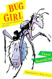 Cover of: Bug Girl (Companion To: Bug Boy)