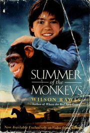Cover of: Summer of the Monkeys