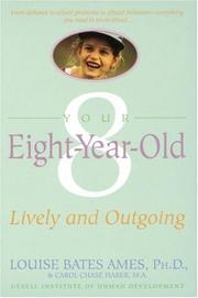Cover of: Your Eight Year Old