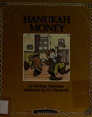 Cover of: Hanukah money