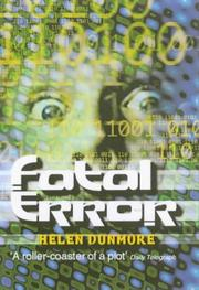 Cover of: Fatal Error