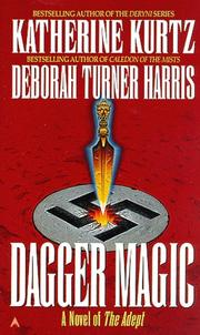 Cover of: The Adept 4: Dagger Magic (Adept)