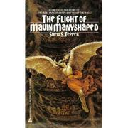 Cover of: The Flight of Mavin Manyshaped (Mavin Manyshaped, Book 2)