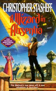 Cover of: A wizard in absentia