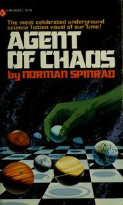 Cover of: Agent of Chaos