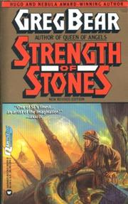 Cover of: Strength of Stones