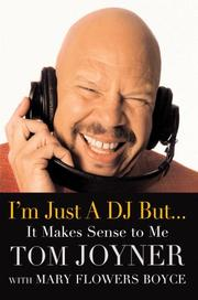 Cover of: I'm Just a DJ But...It Makes Sense to Me