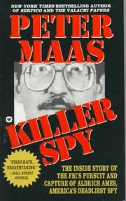Cover of: Killer Spy