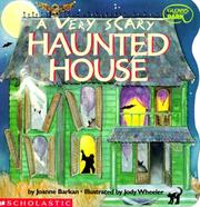 Cover of: A Very Scary Haunted House (Glows in the Dark)