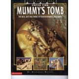 Cover of: Into the Mummy's Tomb/the Real-Life Discovery of Tutankhamun's Treasures (A Time Quest Book)