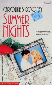 Cover of: Summer Nights