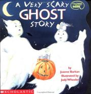 Cover of: A Very Scary Ghost Story (Cartwheel)