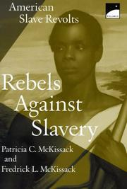 Cover of: Rebels Against Slavery