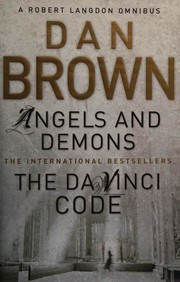 Cover of: Robert Langdon Omnibus: 'Angels and Demons', 'The Da Vinci Code'