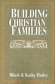 Cover of: Building Christian Families