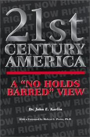 Cover of: 21st Century America