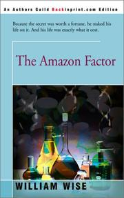 Cover of: The Amazon Factor