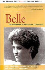 Cover of: Belle