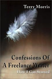 Cover of: Confessions of a Freelance Writer